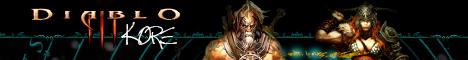 Diablo III Kore on 1